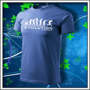 Evolution Ping-pong - svetlomodré