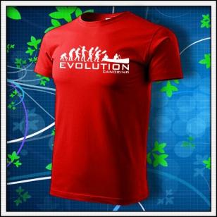 Evolution Canoeing - červené