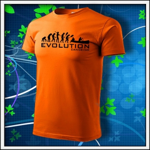 Evolution Canoeing - oranžové