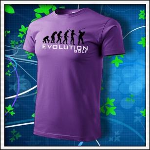 Evolution Golf - fialové