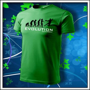 Evolution Handball - trávovozelené