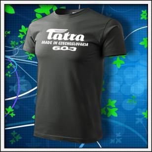 Tatra 603 - tmavá bridlica