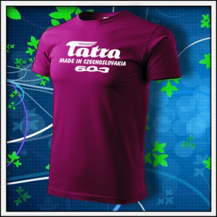 Tatra 603 - fuchsia red