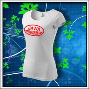 Jawa - dámske biele