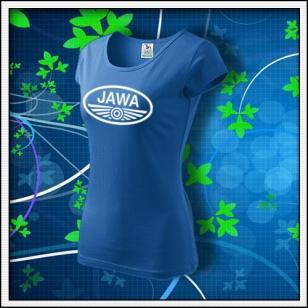 Jawa - dámske svetlomodré