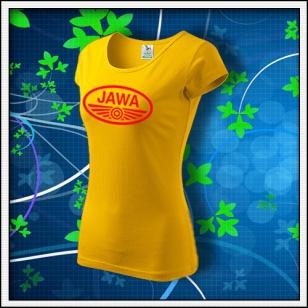 Jawa - dámske žlté