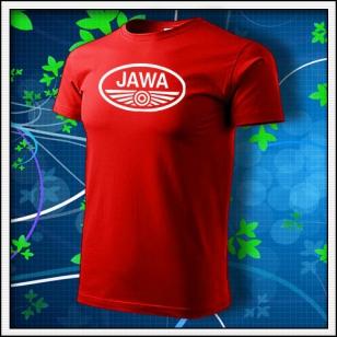 Jawa - červené