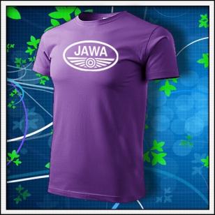 Jawa - fialové
