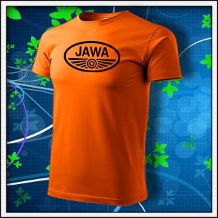 Jawa - oranžové