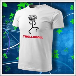 Meme Trolloroll - biele