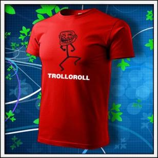 Meme Trolloroll - červené
