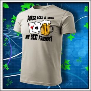 Poker Aces & Beer - ľadovosivé