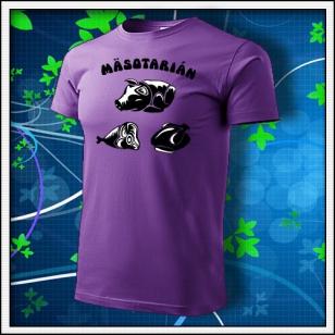 Mäsotarián - fialové
