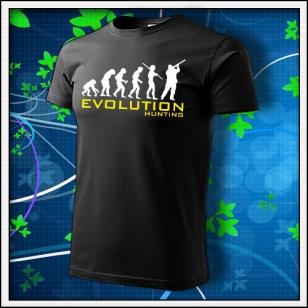Evolution Hunting - čierne