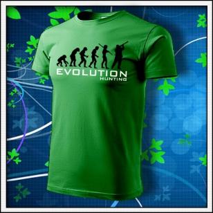Evolution Hunting - trávovozelené