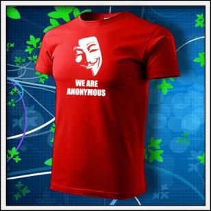 Anonymous 01 - červené