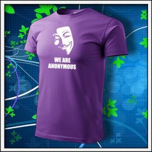 Anonymous 01 - fialové