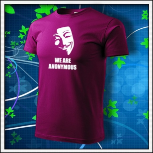 Anonymous 01 - fuchsiared