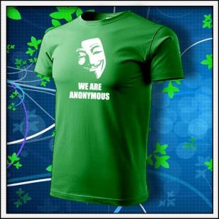 Anonymous 01 - trávovozelené