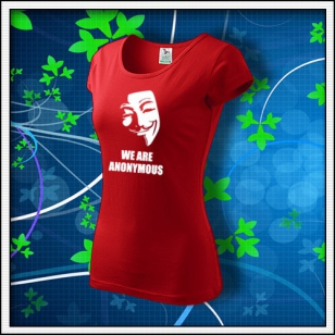 Anonymous 01 - dámske červené