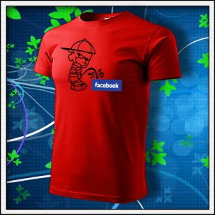 Anti Facebook 04 - červené