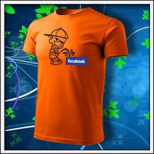 Anti Facebook 04 - oranžové