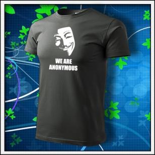 Anonymous 01 - tmavá bridlica