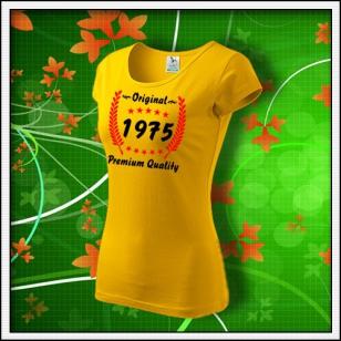 Original - dámske žlté