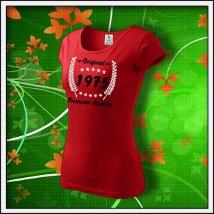 Original - dámske červené