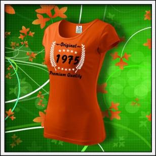 Original - dámske oranžové