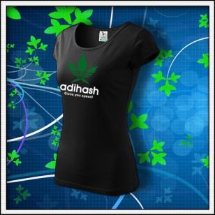 Adihash - dámske čierne