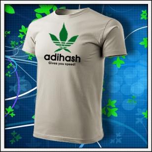 Adihash - ľadovosivé