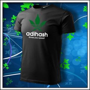 Adihash - čierne
