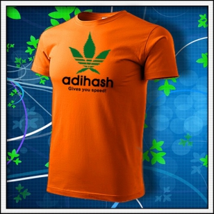 Adihash - oranžové