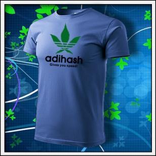 Adihash - svetlomodré