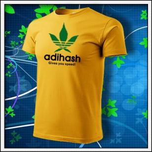 Adihash - žlté