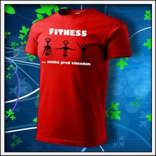 Fitness - červené