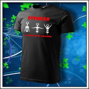 Fitness - čierne