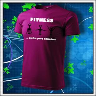 Fitness - fuchsia red