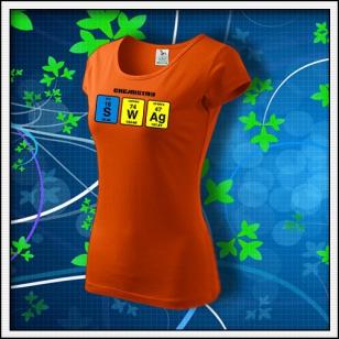 SWAG - dámske oranžové