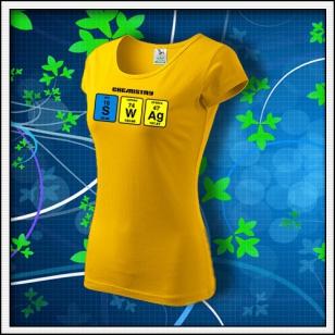 SWAG - dámske žlté