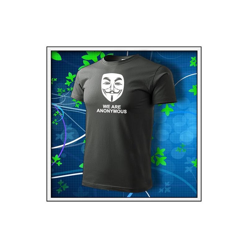 Anonymous 03 - tmavá bridlica