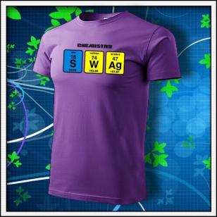 SWAG - fialové