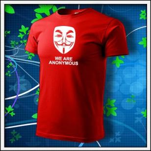 Anonymous 03 - červené