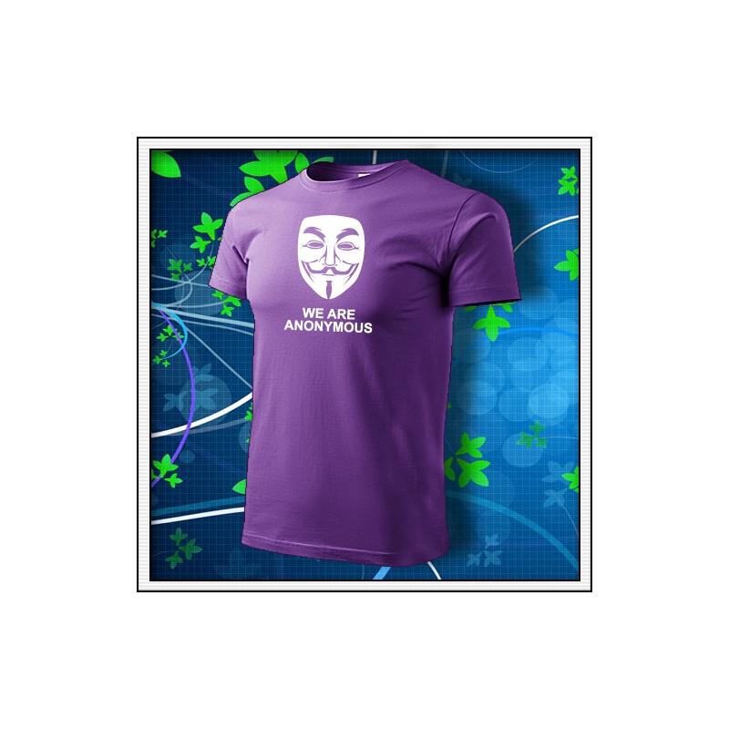 Anonymous 03 - fialové