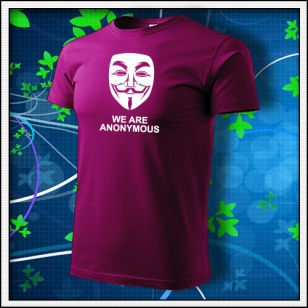 Anonymous 03 - fuchsiared