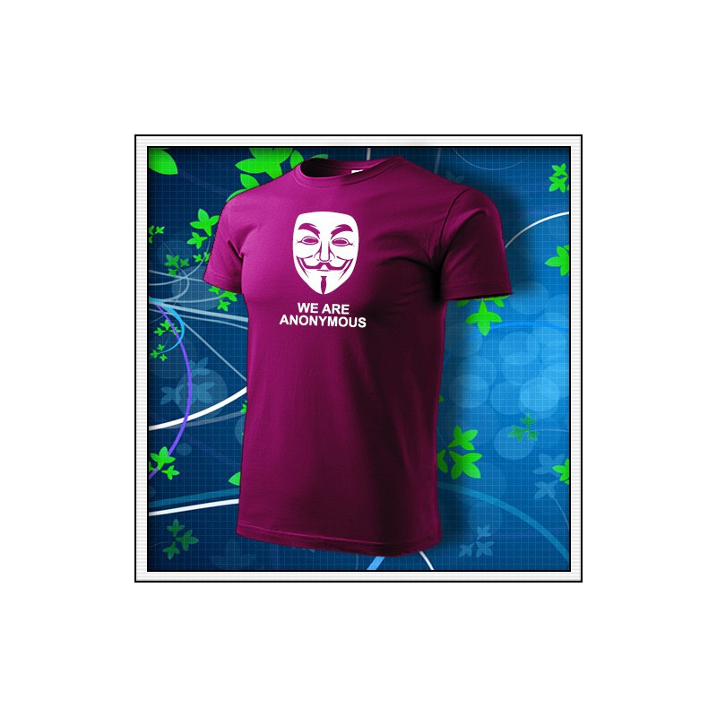 Anonymous 03 - fuchsiared