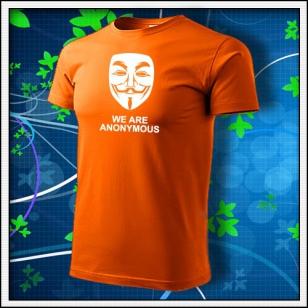 Anonymous 03 - oranžové