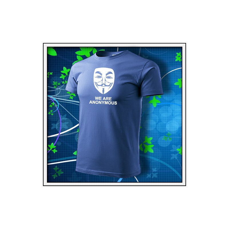 Anonymous 03 - svetlomodré