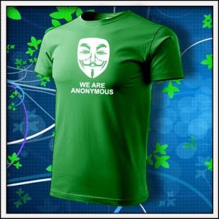 Anonymous 03 - trávovozelené